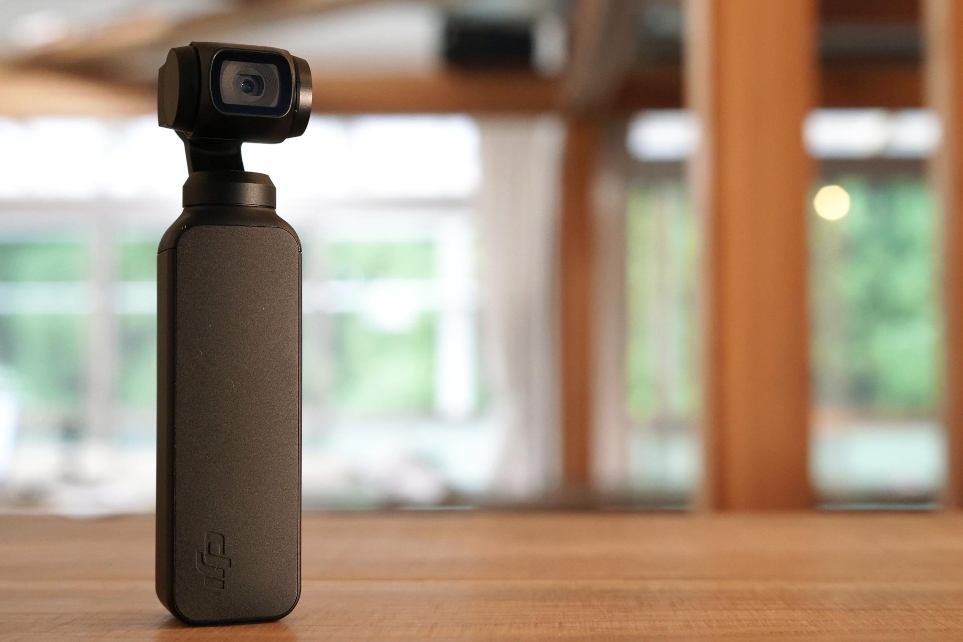 3軸スタビライザーが魅力 DJI Osmo Pocket(オズモポケット)を選んだ理由