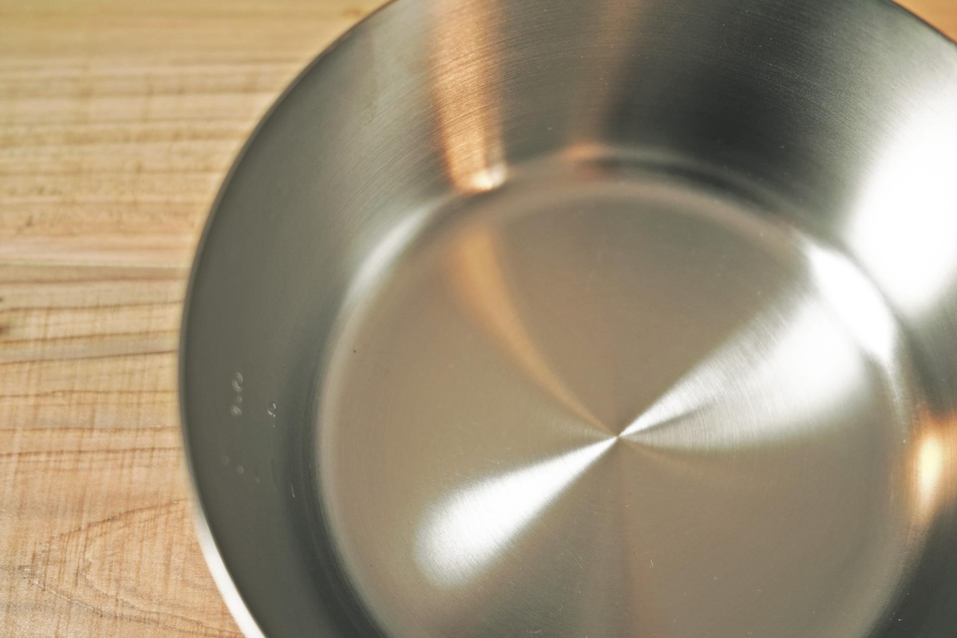 ステンレス製 キングデンジシリーズ ヤットコ鍋「中尾アルミ製作所」