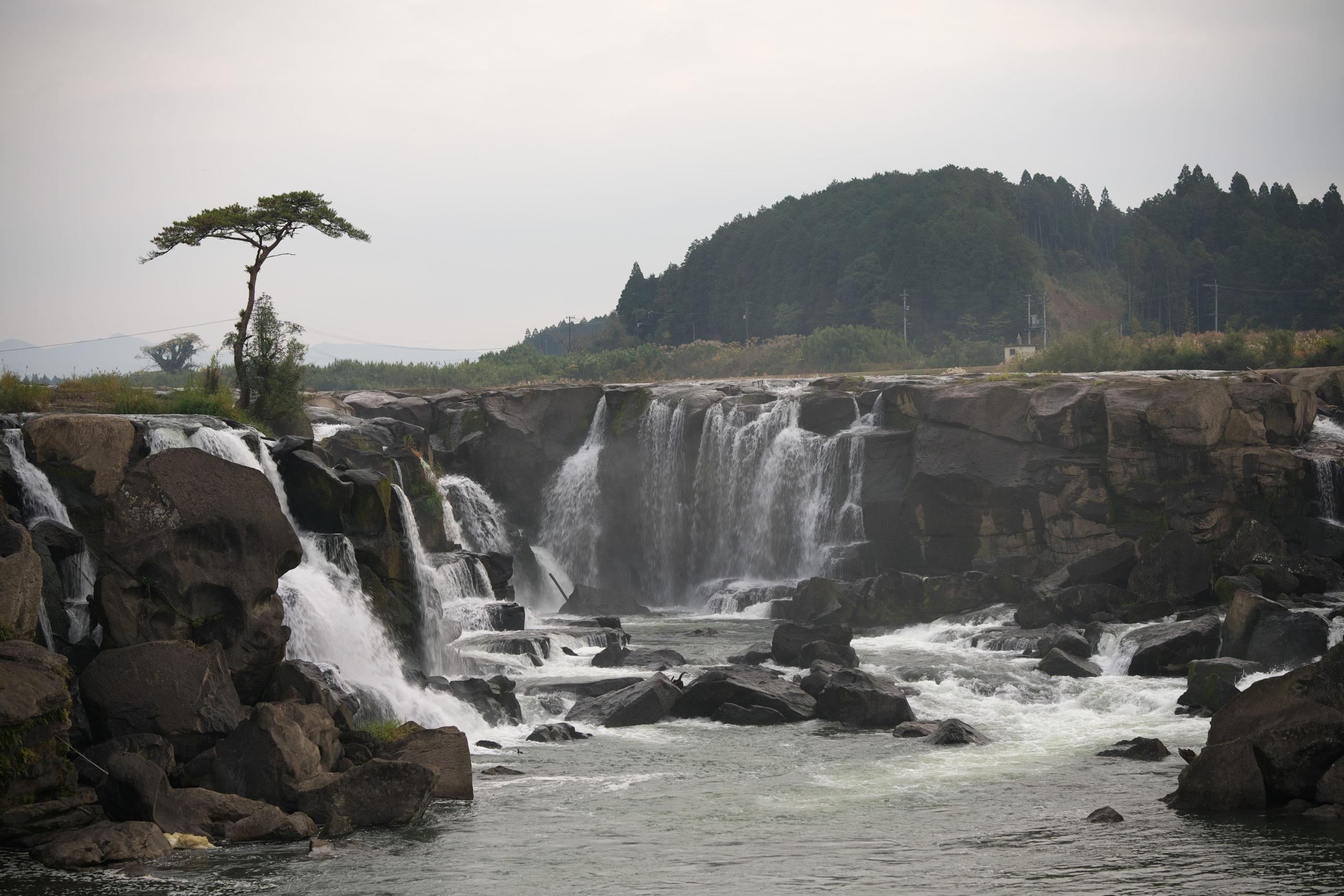 曽木の滝/sigma fp