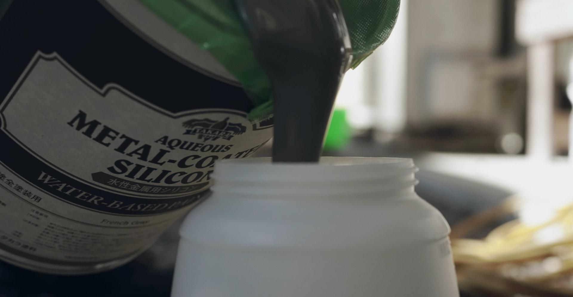 セレナをDIY タカラ塗料で全塗装|車塗装