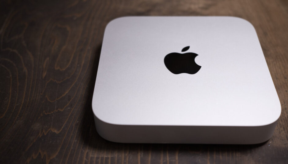 appleシリコン搭載「M1 Mac mini 」パソコン