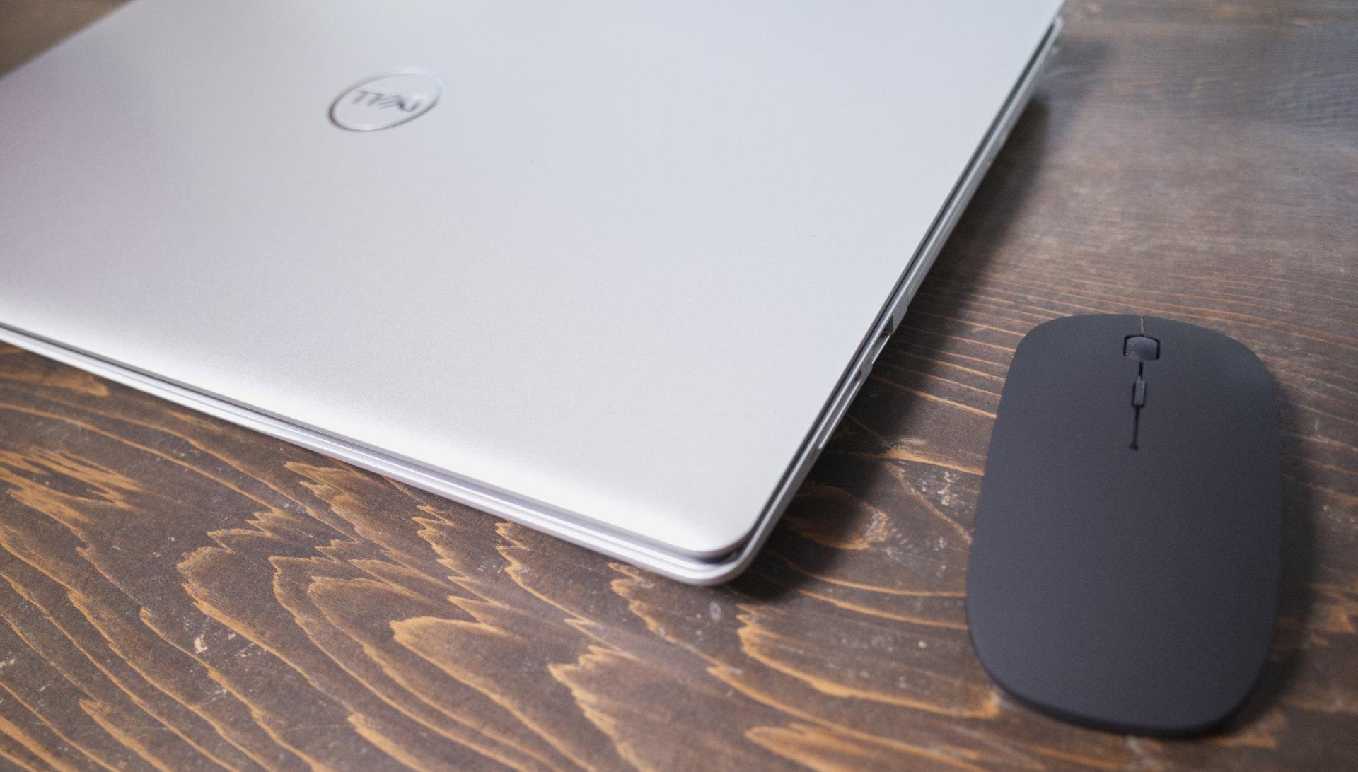 DELL PC とBluetooth ワイヤレスマウス「Scheki 」
