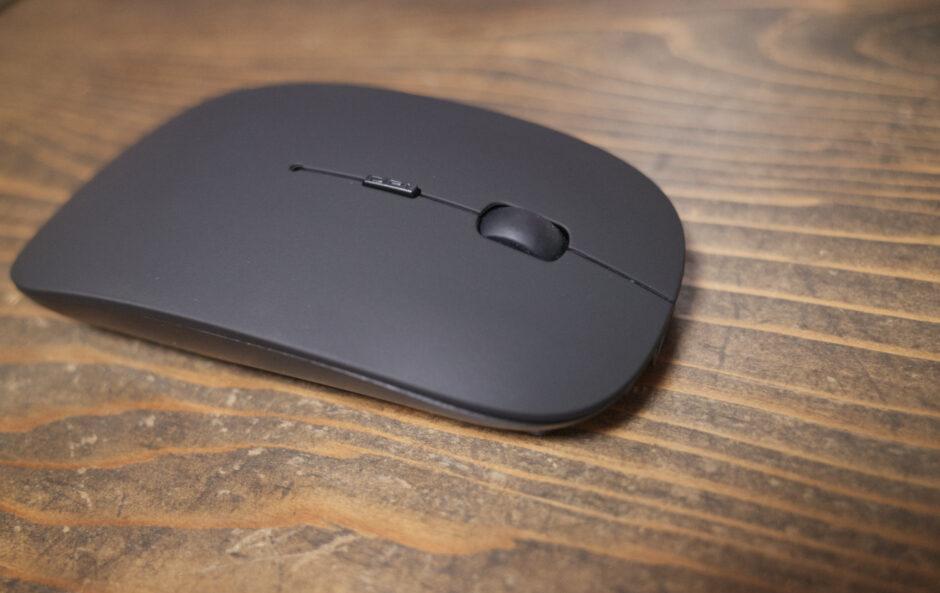 Bluetooth ワイヤレスマウス「Scheki 」