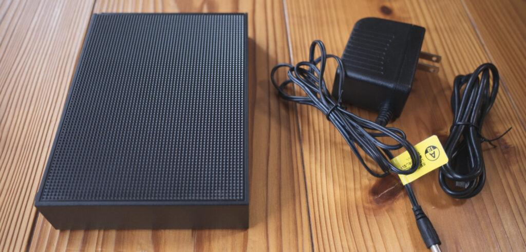 IO DATA HDD 6TB外付けハードディスク