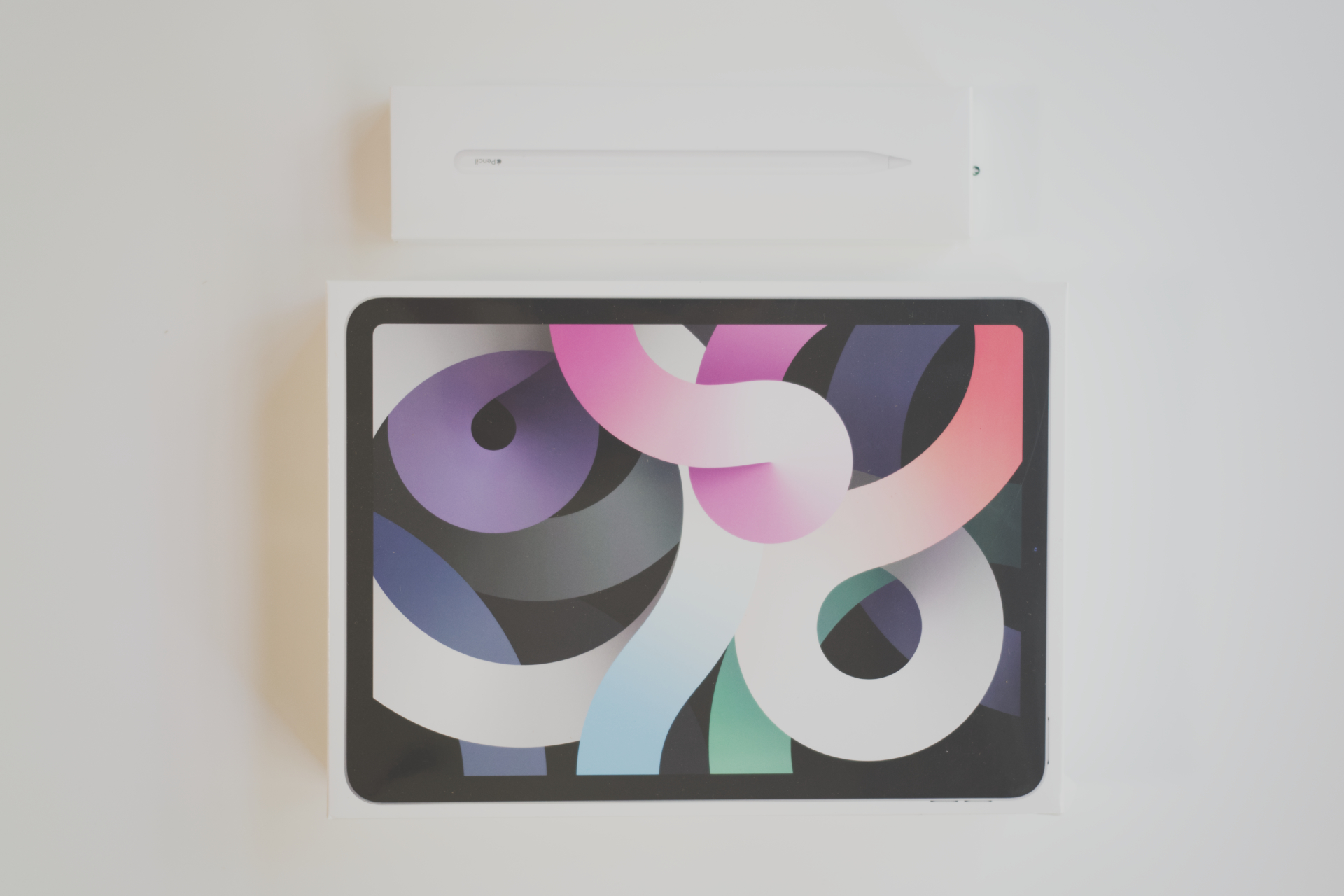 iPad Air4 (第4世代)パッケージ